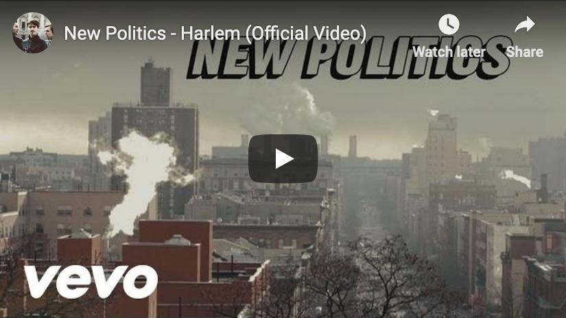 New Politics Interview!